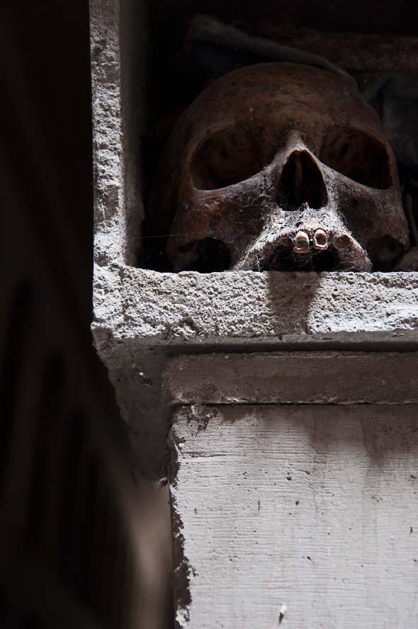 """Mutismo, de la serie """"Interfase"""". 2012. Autor: Mileidy Morán García."""