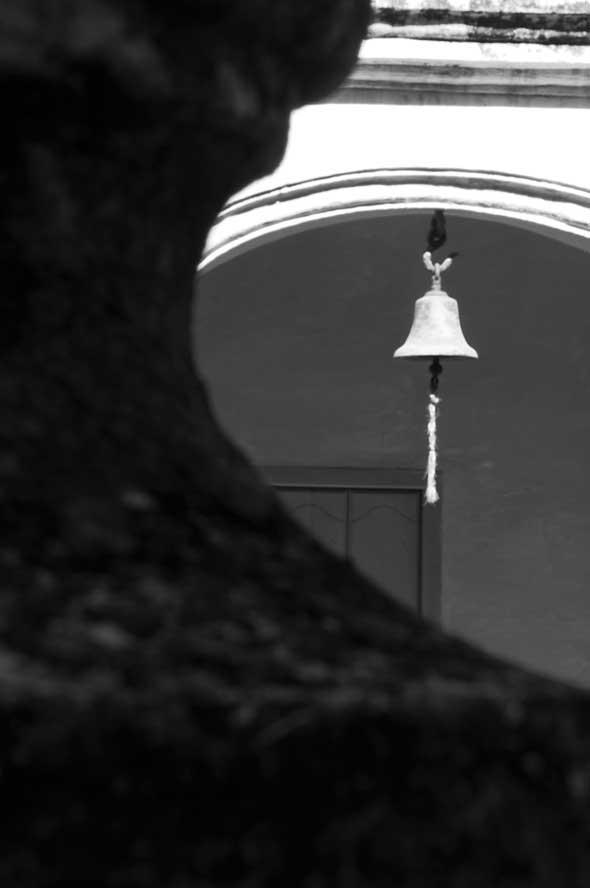 """Silencio, de la serie """"Trazos"""". 2012. Autor: Mileidy Morán García."""