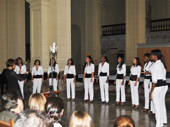 Ensemble Vocal Luna 2