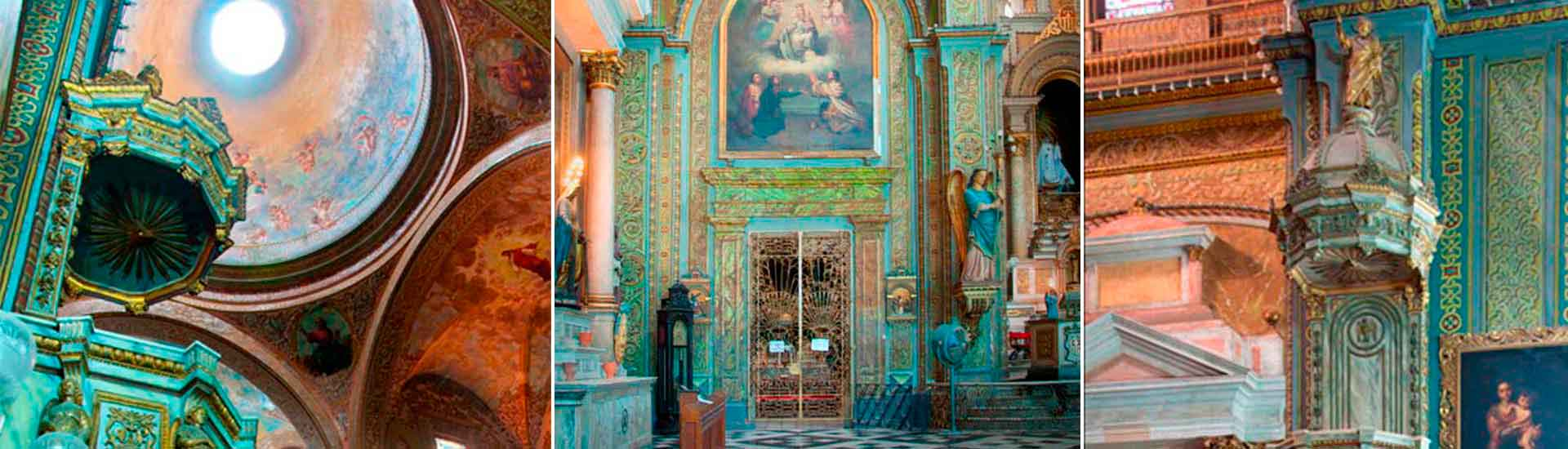 Iglesias de la calle Cuba (Fotosafari)