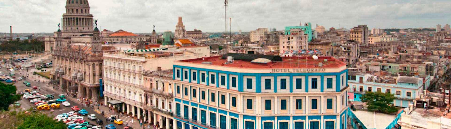 Por los techos de La Habana (Fotosafari)