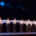 Ballet Lizt Alfonso en los Grammy Latinos