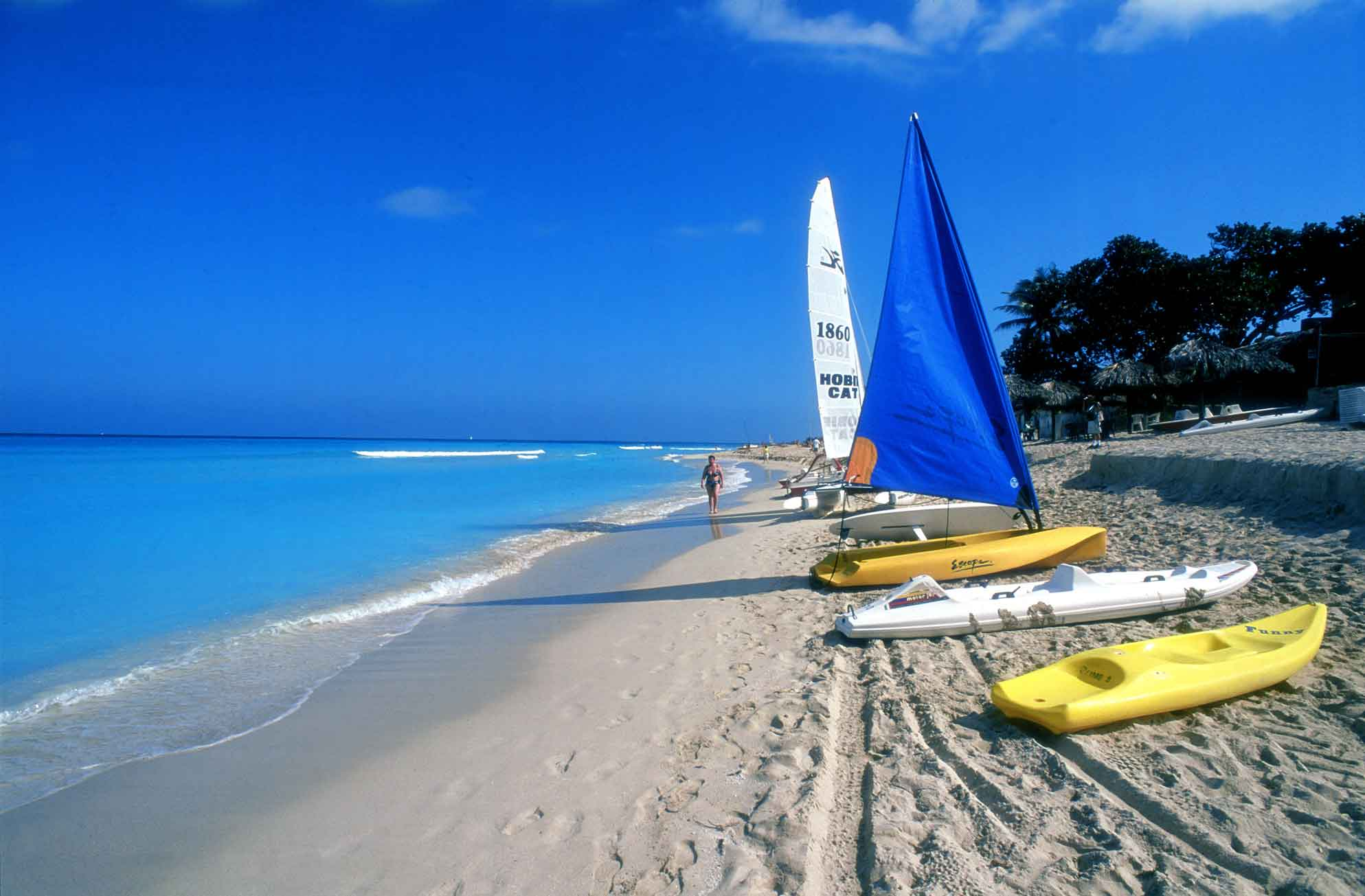 Playa de Varadero. Matanzas. Cuba