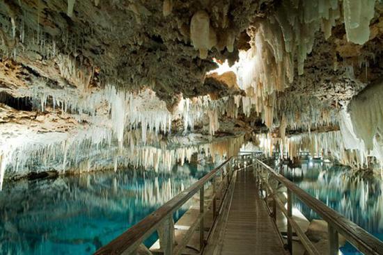 Cuevas de Bellamar. Matanzas. Cuba