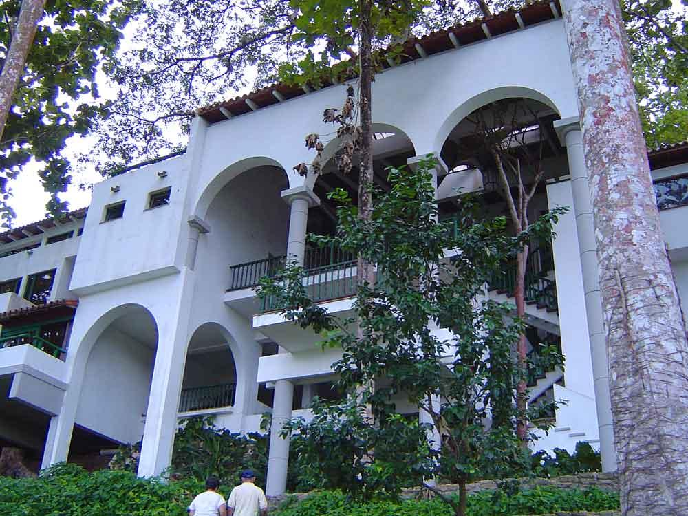 Hotel La Moka. Las Terrazas. Artemisa.