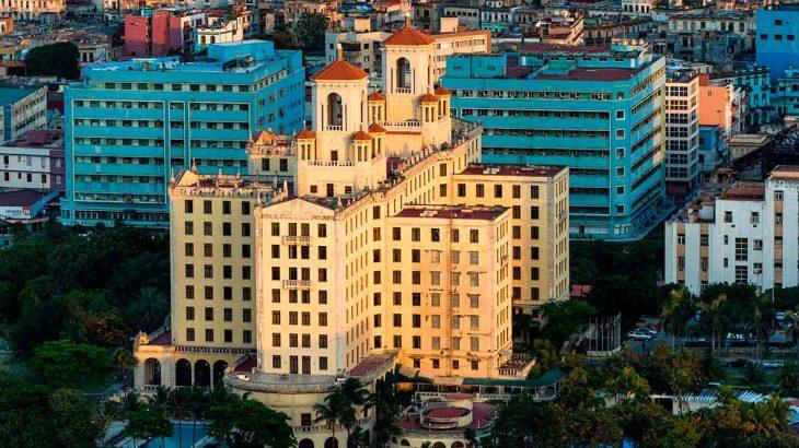 Hotel Nacional de Cuba. Habana