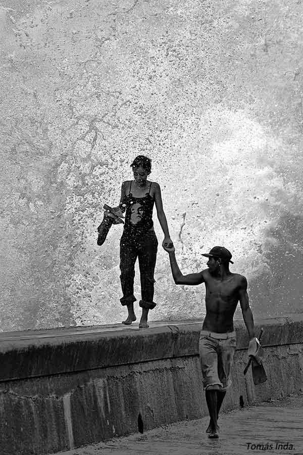 Malecón de la Habana. Foto: Tomás Inda