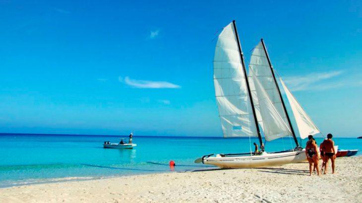 Playa de Varadero. Península de Hicacos. Matanzas