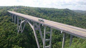 Puente de Bacunayagua. Matanzas. Cuba