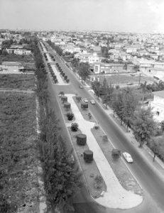 Quinta Avenida, principio siglo XX. Habana